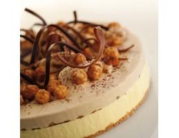 Tintoretto - Tort de gelato de alune de padure si vanilie